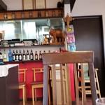 ロイヤル ナン カレー - 内観写真:店内です。