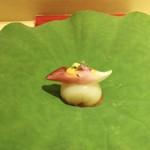 90617018 - 蓮根豆腐と余市のウニ