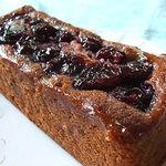 歐林洞 - ブラックチェリーのパウンドケーキ