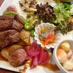 酒と肉バル sora -