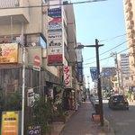 90622820 - 町田商店がある通り