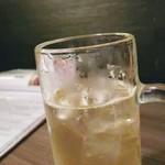 完全個室と本格和食 桜花 - ハイボール レモンなし