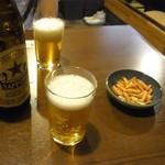 東家 - 瓶ビール