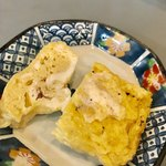 博多っ娘 - ランチの小鉢、玉子焼き。甘め。