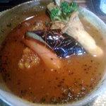 スイバ - まるごとチキンレッグのスープカレー