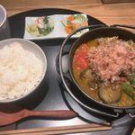 おだし東京 - 「和風カレー鍋」1,580円