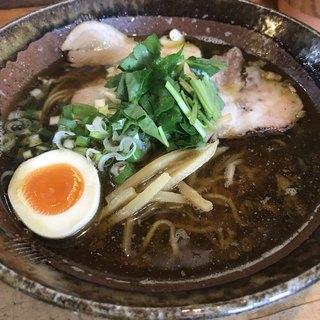 富良野とみ川 - 料理写真:石臼挽き中華そば