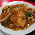 中華料理 なるたん - 料理写真:肉かけ丼