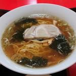 中華料理 なるたん - ラーメン
