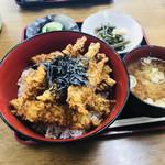 ロマンス亭 - わかさぎ丼