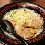 90640701 - 「あ」チャーシュー麺
