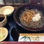 そば処 こやぶ - 料理写真: