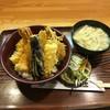 そうかわ - 料理写真:天丼定食(1000円)
