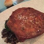 Abats. - 敢えてお肉を細かくミンチせず食感を残したワイルドなアンドゥイユです ワインがいくらあっても足りない美味しさ!