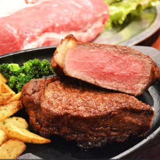 【月・火限定】肉バル&ハンバーガー屋さんの食べ飲み放題!
