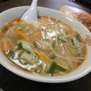 香雅 - 料理写真:うま煮そば(700円)
