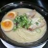 豚骨らーめん 春一番 - 料理写真:【豚骨らーめん + 味玉子】¥700 + ¥100