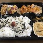 主婦の味 のざわ - 料理写真:本日の日替り弁当