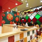 太陽のトマト麺withチーズ - 太陽のトマト麺withチーズ 新宿ミロード店