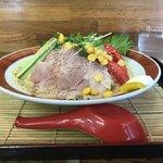 味好 - 冷し中華・胡麻780円