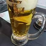 もっつん? - 生ビール     ¥450