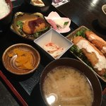 魚然 - 日替わり定食
