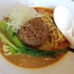 9065277 - バーミヤン 宮前平店 冷しタンタン麺 681円