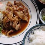 しんめい - 豚焼肉定食