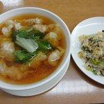 慶華飯店 - コレで満腹になりますよ。