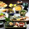 味波 - 料理写真:写真の料理はやまぶきごぜん3500円