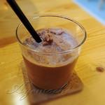 チョコホリック ロースタリー - ドリンク写真:スパイシー・チョコフラッペ