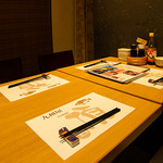 九州屋 頂 - テーブル_4名席