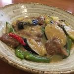 天鳳 - 山椒を使用した煮込み料理(特別オーダー)