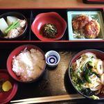 九州郷土料理 赤坂有薫 - 限定日替り定食