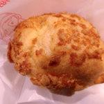 ビアードパパ - わらびもち入りきな粉クリーム・クッキーシュー