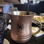 六壱珈琲 - アイスコーヒー