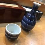 伊勢鮨 - お酒 一合 地酒