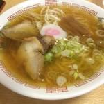 めし・定食 西葉食堂 - 牛骨ラーメン