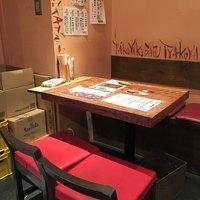 茶琥屋-店内