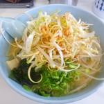 大鵬 - 料理写真:ネギ味噌 2018.8月