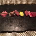 kiwa - 佐渡産メジマグロのお刺身