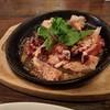 北浜ダイナー - 料理写真:タコのガーリックソテー