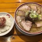 中華そば専門 田中そば店 - 料理写真:着丼!