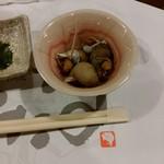 90679034 - 梅貝の煮つけ