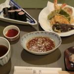鮎亭 - 料理