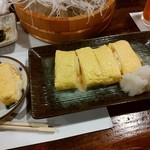 90679183 - 明太子チーズ出汁巻き玉子