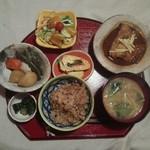 食べ処いちりん庵 - 料理写真: