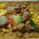 90679718 - 鶏炊き込みご飯
