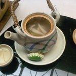 日本料理 弓張月 - 土瓶蒸し