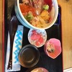 女川海の膳ニューこのり - 特選海鮮丼